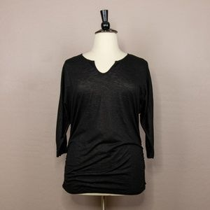 Jacklyn Smith 3/4 Sleeve Top